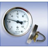 Термометр Стеклоприбор ТБТ 63