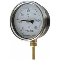 Термометр специального исполнения Стеклоприбор ТБ 100 50