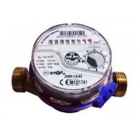 Одноструйный счетчик воды Powogaz JS 1,5 ХВ