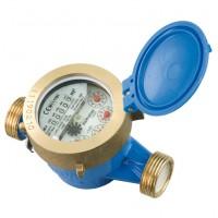 Мокроходный счетчик воды Powogaz JM-1,5 15 (ХВ)