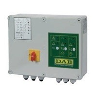 Щит управления двумя насосами DAB E-Box 2D M 12A (40 mF)