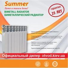 Биметаллический радиатор Mirado (Украина)