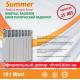 Биметаллический радиатор Mirado Summer 500/76