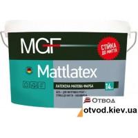 Интерьерная латексная краска матовая МГФ (MGF) М100 1,4кг