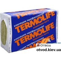 Базальтовая вата Термолайф (TERMOLIFE) Еко Фасад, 50х600х8000 мм, пл.135 (2,4 м.кв.)