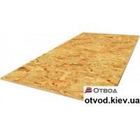 Плита ОСБ Кроно Украина (Swiss Krono) 10x1250x2500 мм