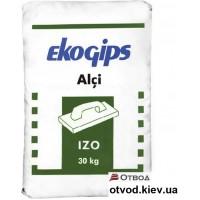 Штукатурка гипсовая Эко-Гипс (EKO-GIPS) Изо, 30 кг