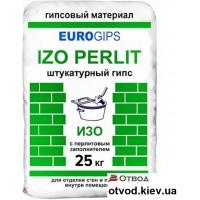 Штукатурка гипсовая Евро-Гипс (EURO-GIPS) Изо, 25 кг
